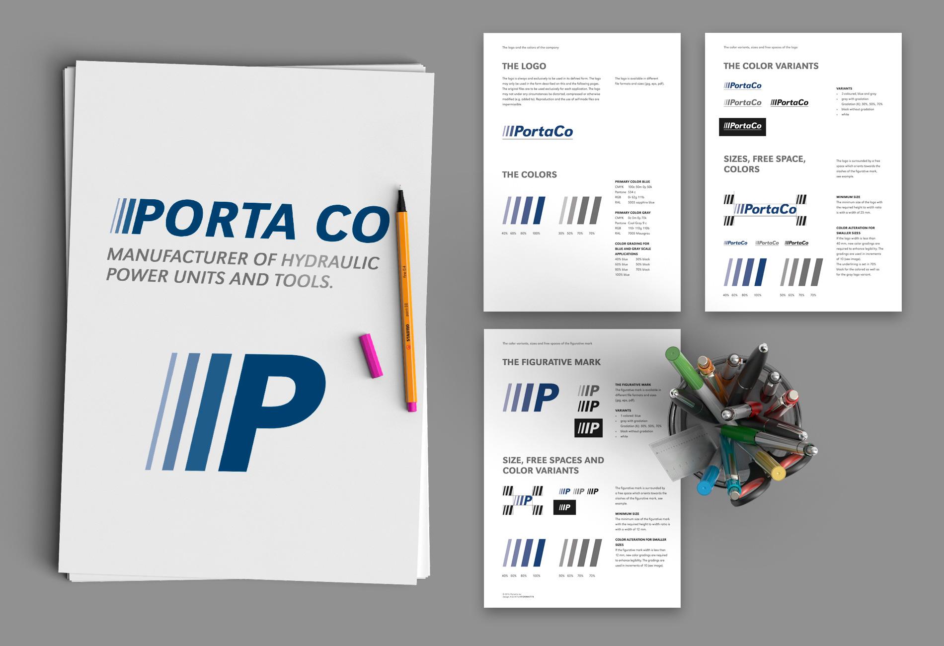 Portaco Inc